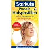 Zirkulin - Erkältung & Immunstärkung - Propolis Halspastillen