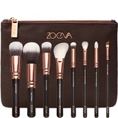 ZOEVA - Pinsel - Brush Set Rose Golden Luxury Set Vol.1