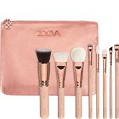 ZOEVA - Pinsel - Brush Set Rose Golden Luxury Set Vol.2