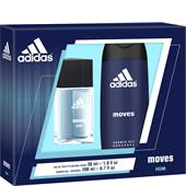 adidas - Moves For Him - Geschenkset