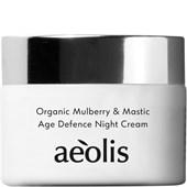 aeolis - Gesichtspflege - Mulberry & Mastic Age Defence Night Cream