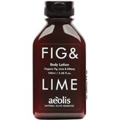 aeolis - Body care - Fig & Lime Energizing Body Lotion
