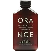 aeolis - Body care - Orange Ultimate Care Shower Gel