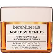 bareMinerals - Soin pour les yeux - Smoothing Eye Cream Ageless Genius Firming & Wrinkle