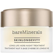 bareMinerals - Feuchtigkeitspflege - Long Life Night Treatment