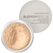 bareMinerals - Meikkivoide - Blemish Rescue Loose Powder Foundation