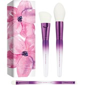 bareMinerals - Ansigt - Floral Utopia 3-Piece Brush Collection