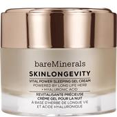 bareMinerals - Specialpleje - SkinLongevity Sleeping Gel-Cream