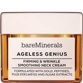 bareMinerals - Spezialpflege - Smoothing Neck Cream Ageless Genius Firming & Wrinkle