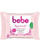 bebe - Gesichtspflege - Reinigungstücher 5in1 Mizellentücher