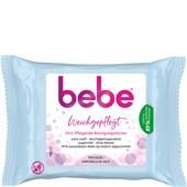bebe - Gesichtspflege - Reinigungstücher  5in1 Pflegende Tücher