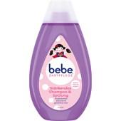 bebe Zartpflege - Hair care - Strengthening shampoo & conditioner