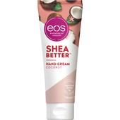 eos - Handen - Sheabetter Hand Cream Coconut