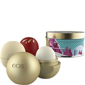eos - Huulet - Holiday Collection Set