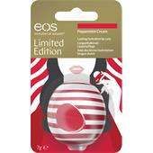 eos - Lippen - Peppermint Cream Visibly Soft Lip Balm
