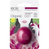 eos - Lips - Pomegranate Raspberry Organic Lip Balm