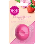 eos - Lips - Strawberry Peach Super Soft Shea Lip Balm