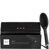 ghd - Haarbürsten - Black Geschenkset Glide®