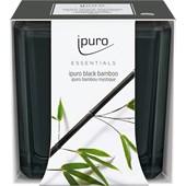Ipuro - Essentials by Ipuro - Black Bamboo Candle