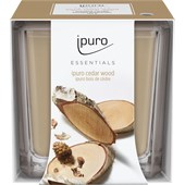 Ipuro - Essentials by Ipuro - Cedar Wood Candle