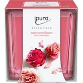 Ipuro - Essentials by Ipuro - Lovely Flowers Candle