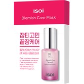 isoi - Bulgarian Rose - Blemish Care Mask