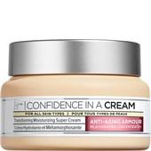 it Cosmetics - Feuchtigkeitspflege - Confidence In A Cream Transforming Moisturizing Super Cream
