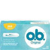 o.b. - Tampons - Normal Original