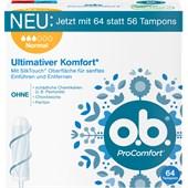 o.b. - Tampons - Normal Pro Comfort