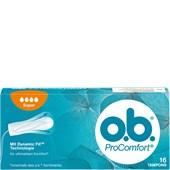 o.b. - Tampons - Super Pro Comfort