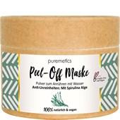 puremetics - Peeling & Masken - Anti-Unreinheiten: Mit Spirulina Alge Peel-Off Gesichtsmasken