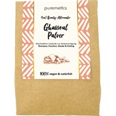 puremetics - Peeling & Masken - Ghassoul-Pulver