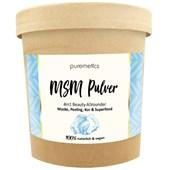puremetics - Peeling & Masken - MSM-Pulver