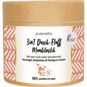 puremetics - Peeling & Masken - Zuckerpeeling Mandelmilch No2