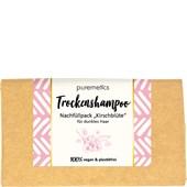 puremetics - Shampoo - Für dunkles Haar Trockenshampoo Kirschblüte
