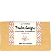 puremetics - Shampoo - Für helles Haar Trockenshampoo Ingwer Kandis