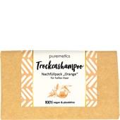 puremetics - Shampoo - Für helles Haar Trockenshampoo Orange