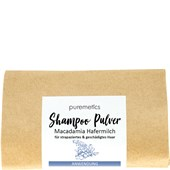 puremetics - Shampoo - Shampoo-Pulver Macadamia Hafermilch