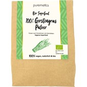 puremetics - Superfoods - Gerstengras-Pulver