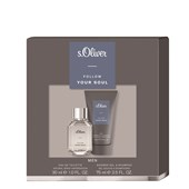 s.Oliver - Follow Your Soul Men - Gift set