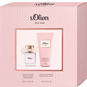 s.Oliver - For Her - Cadeauset