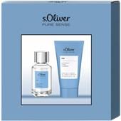 s.Oliver - Pure Sense Men - Gift set