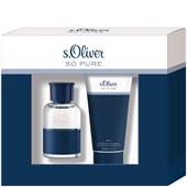s.Oliver - So Pure Men - Set regalo