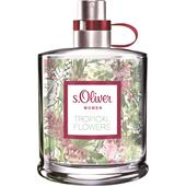 s.Oliver - Tropical Flowers - Eau de Toilette Spray
