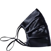 slip - Face Coverings - Pure Silk Face Cover Black
