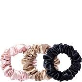 slip - Hair Care - Pure Silk Large Hair Scrunchies Multi
