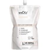 weDo/ Professional - Silicone Free Conditioner - Light & Soft Conditioner Refill