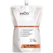 weDo/ Professional - Sulphate Free Shampoo - Rich & Repair Shampoo Refill