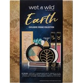 wet n wild - Augen - Zodiac Earth Set