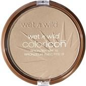 wet n wild - Bronzer & Highlighter - Color Icon Bronzer SPF 15